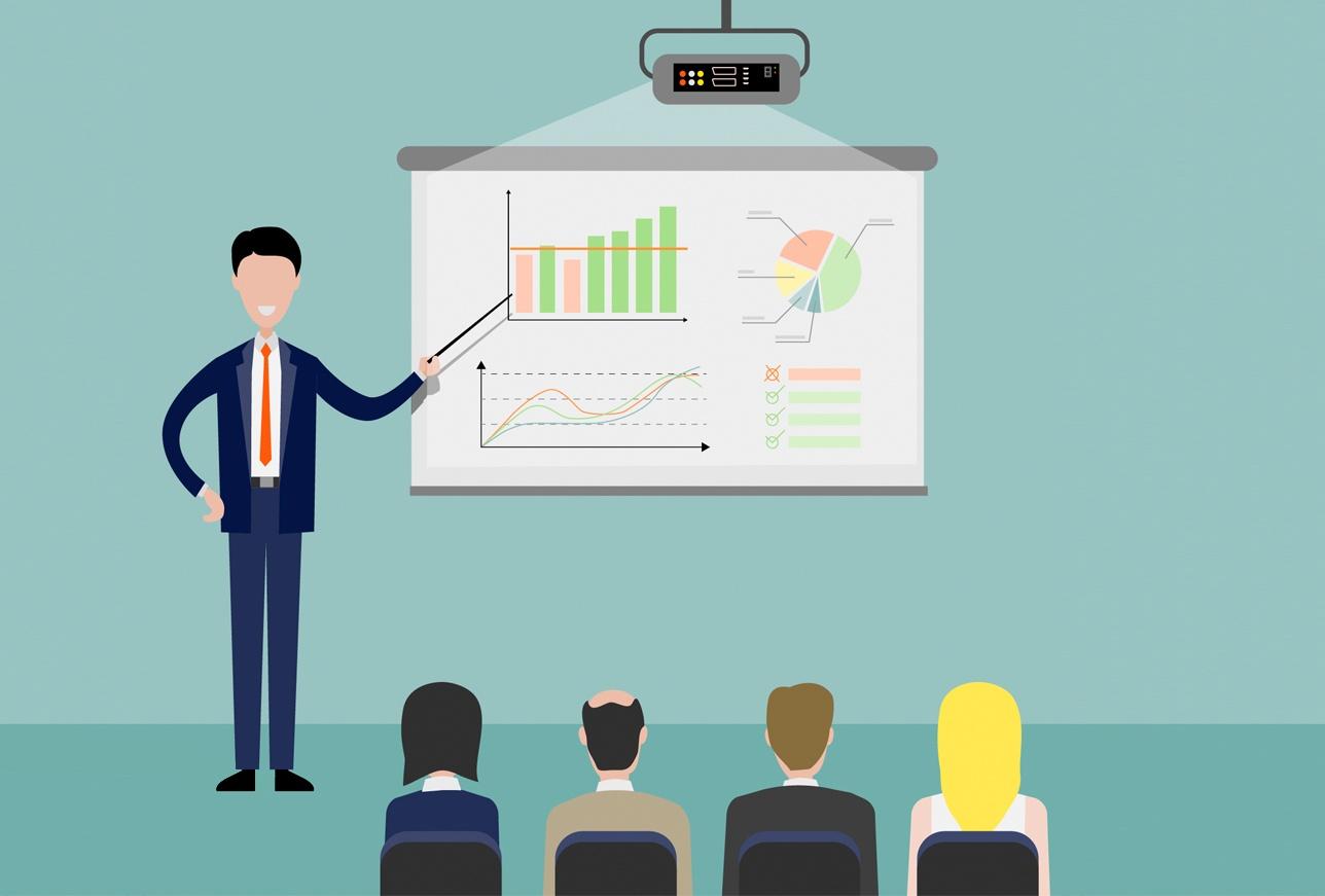 cómo preparar una presentación ppt para vender software